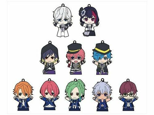 """B-Project: Kodou Ambitious Pretend Play Puppets! """"sealed and randomly picked"""""""