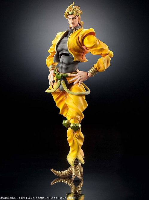 JoJo's Bizarre Adventure Super Action Statue Dio