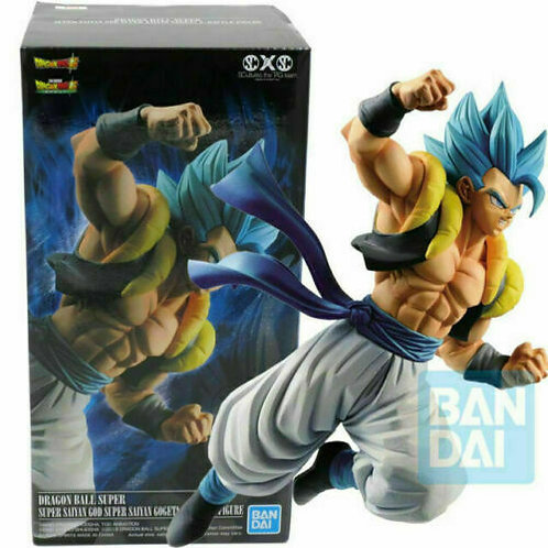 Dragon Ball Super Super Saiyan God Super Saiyan Gogeta Z Battle figure 17cm