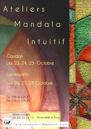 Atelier Mandala Intuitif