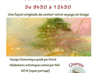 Art & chamanisme !