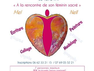 Au cœur de sa féminité...