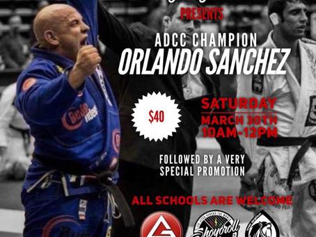 Orlando Sanchez Seminar