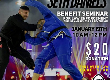 Seth Daniels Seminar