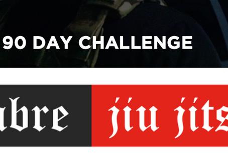 Sabre 90 day challenge