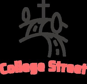College Street Logo 2020 - Original on T