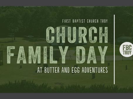 Church Family Day