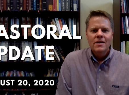 Pastoral Update