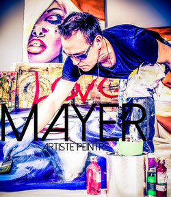 photo profile web Sylvain Mayer Peintre