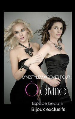 vitrines commerce Odivine
