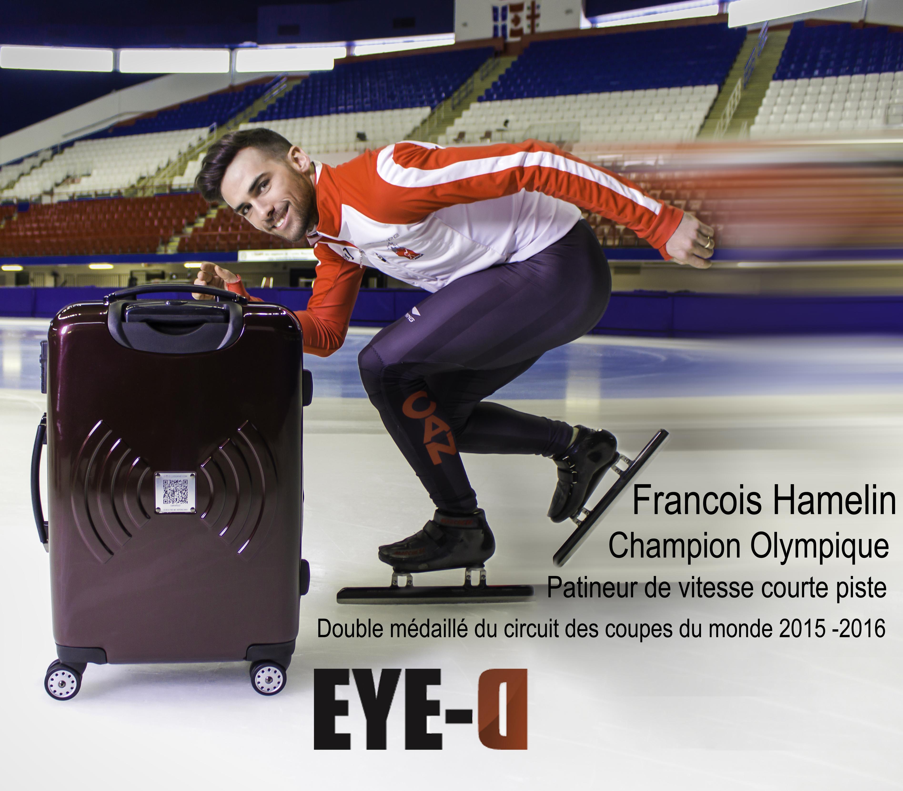 Francois Hamelin Médaillé Olympique JPgrimmard
