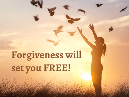 Create more success through forgiveness