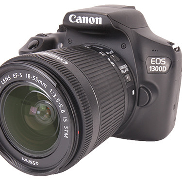 SLR camera and accessories