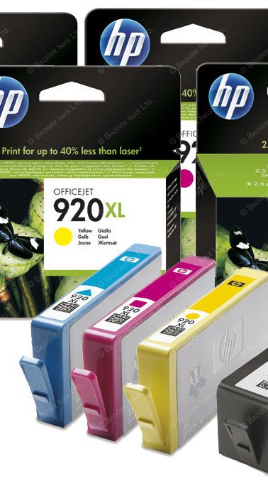 HP printer Inks