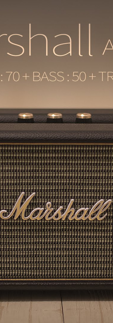Marshall BT Speaker