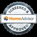 homeadvisor screening badge