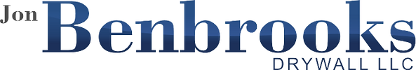 Jon Benbrooks Drywall Logo