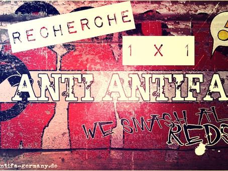 Anti-Antifa – Kleines Einmaleins für die Recherche
