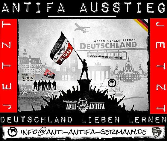 Antifa-Ausstieg Symbolbild