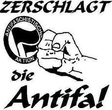Antifa Zerschlagen