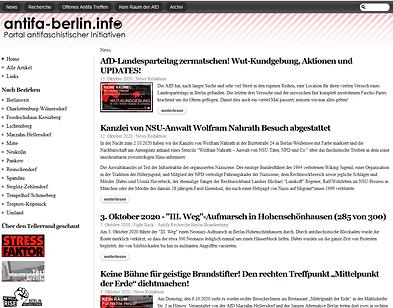 Antifa info berlin