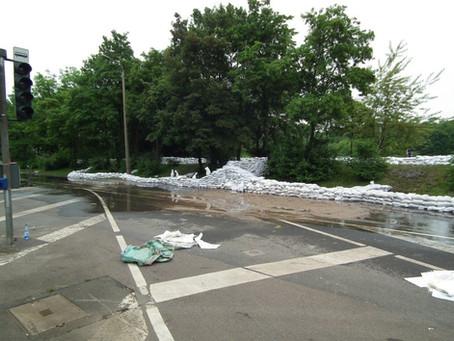 ANTIFA heißt Hochwasser ❗