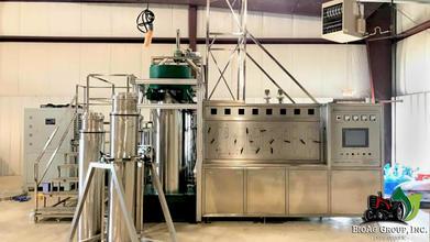 Hemp/CBD Processing Equipment