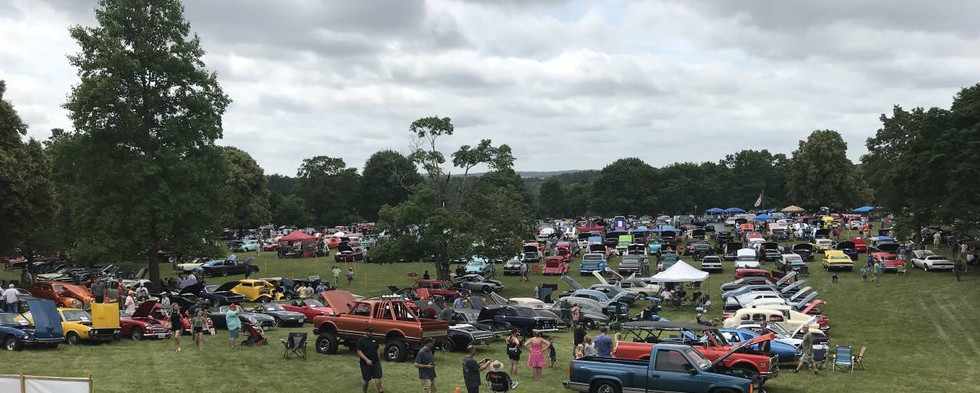 This show has grown to become one of the premiere automotive events in the area.
