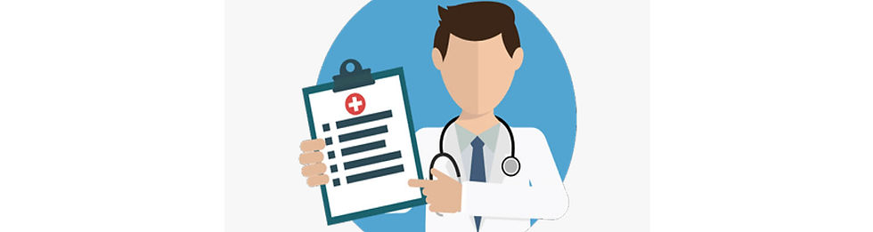 work permit check up clinic