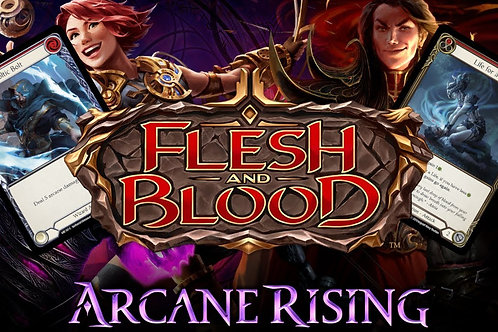Flesh and Blood: Arcane Rising Booster Box