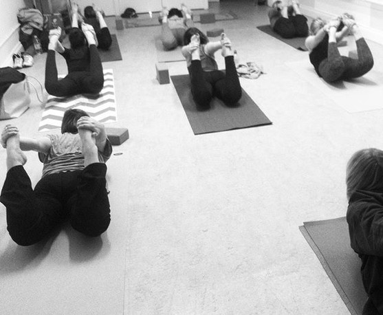 yoga at st martins