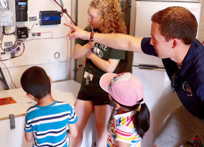 Solar Clues: July 31 Explore Camp x QSDT Workshop