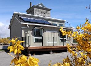 Environmentally Conscious Home Design: A Preliminary Information Package