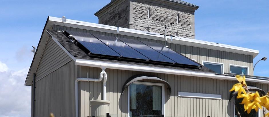Borrowing the Sun's Energy: How do Solar Panels Work?
