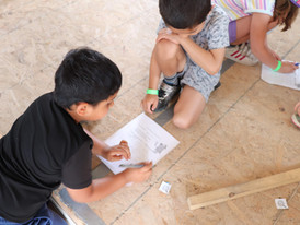 Running 'Round Town: July 4 Explore Camp x QSDT Workshop