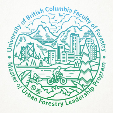UBC Faculty of Forestry Illustration
