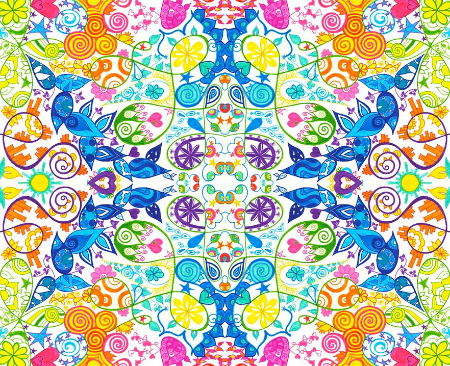 Joyful Jubilee - SoulSpark - intuitive art