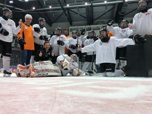 Vi er med på å arrangere Landsturnering i ishockey 2020 - Asker 7.mars