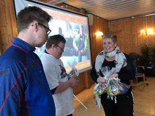 Foredrag for omsorgsfirmaet Olivia Solhaugen