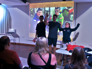 To foredrag i Spania og Solgården