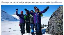"""TV2 med tekst og video om ekspedisjonen """"FullGass"""""""