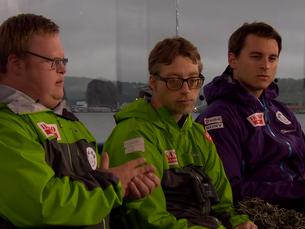 Himmeljegerne på NRK1 Sommeråpent - trykk på bildet for å se film