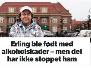 Erling forteller sin historie på NRK.no
