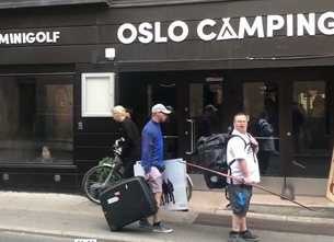 Joy, Oslo Camping og Himmeljegerne fikk inn over 12 000,- kroner :-)