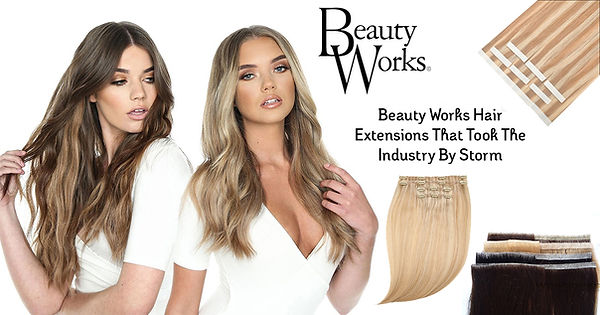 Beauty Works Hair Extensions That Took T
