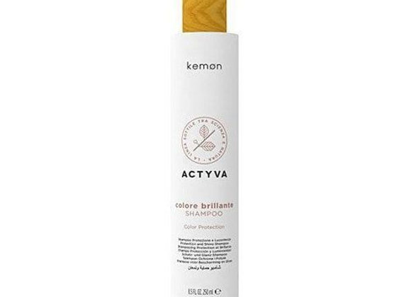 Color Care Kemon Actyva Colore Brillante Shampoo 250ml