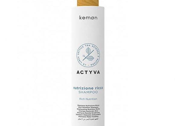 Dry Kemon Actyva Nutrizione Ricca Shampoo 250 ml