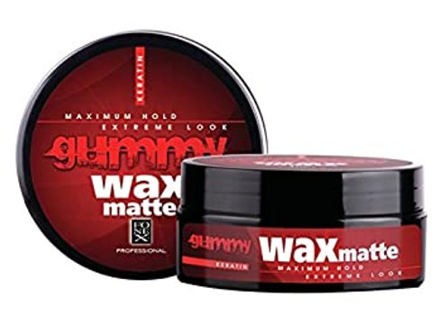 Gummy Wax Matte 150 ml