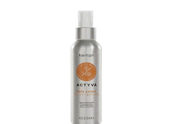 Kemon Actyva Linfa Solare Salty Texture Spray