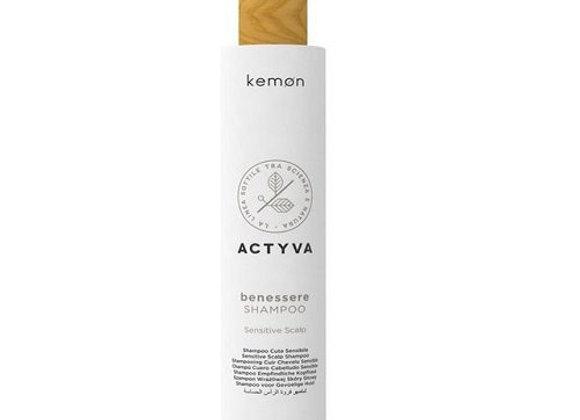 Benessere Shampoo Sensitive Scalp Kemon
